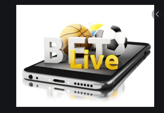 smartphone, balls, live betting