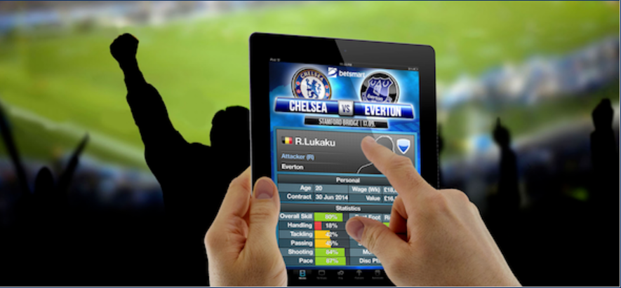 tablet, live betting